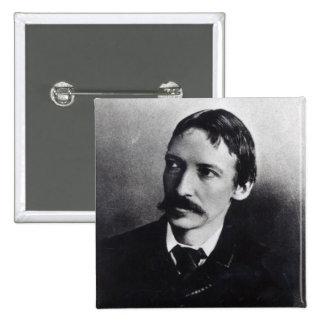 Robert Louis Stevenson Button