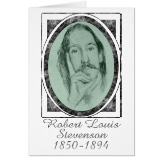 Robert Louis Stevenson Cards