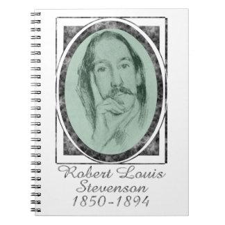 Robert Louis Stevenson Libro De Apuntes