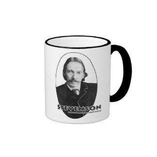 Robert Louis Stevenson Mug