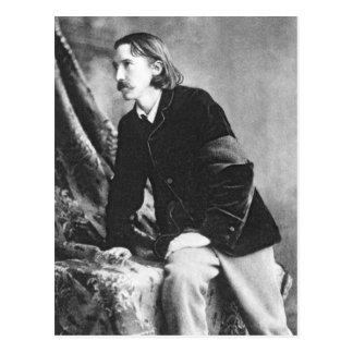 Robert Louis Stevenson Postcard