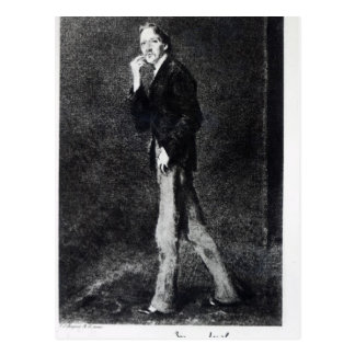 Robert Louis Stevenson Tarjeta Postal
