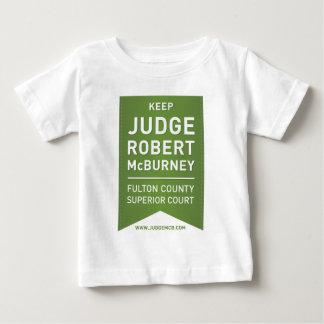 Robert_McBurney_brand.png Baby T-Shirt