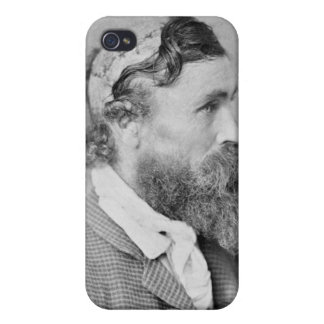 Robert McGee Scalped by Sioux Chief Little Turtle iPhone 4 Case