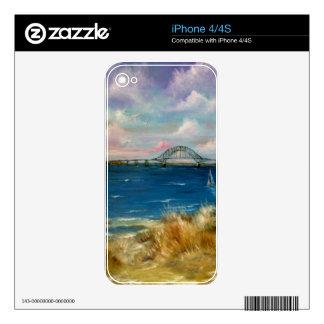 Robert Moses Design iPhone 4S Decal