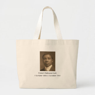 Robert Nathaniel Dett Large Tote Bag