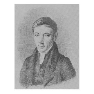 Robert Owen, 1823 Postales
