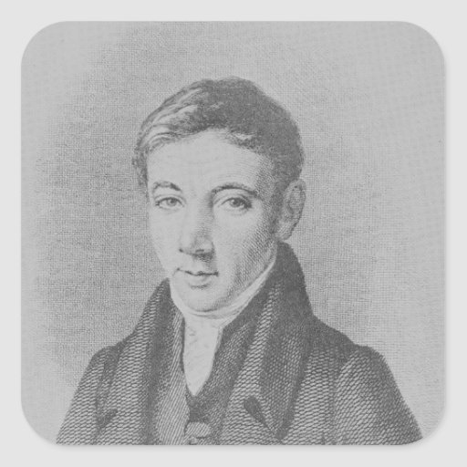 Robert Owen, 1823 Stickers
