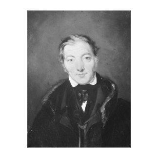 Robert Owen Canvas Print