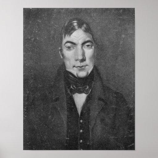 Robert Owen Poster