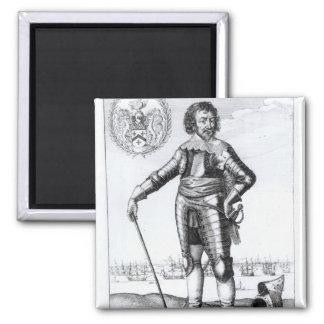 Robert Rich, 2nd Earl of Warwick Magnet