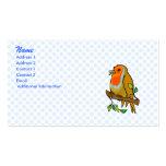 Robert Robin Business Cards