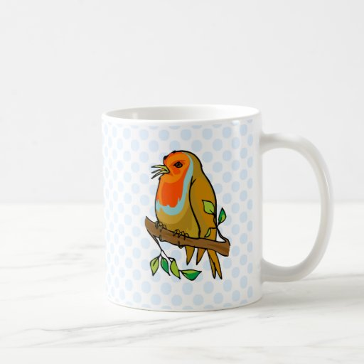 Robert Robin Coffee Mug