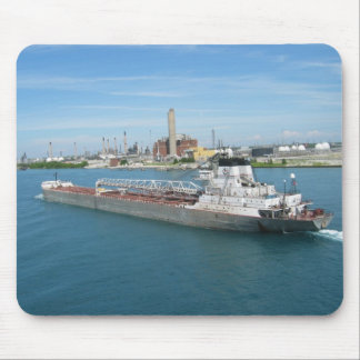 Robert S. Pierson on St Clair River Mouse Pad