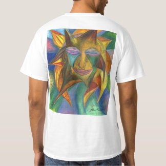 Robert Schoolfield's Colors of Love T-shirt