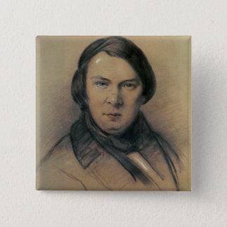 Robert Schumann  1853 Button