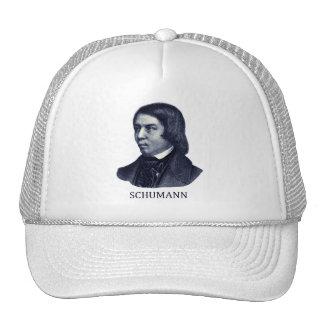 Robert Schumann azul Gorro