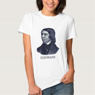 Robert Schumann, azul Playeras