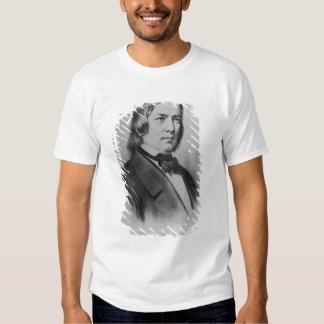 Robert Schumann  engraved from a photograph Shirt