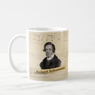 Robert Schumann Historical Mug