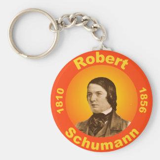Robert Schumann Keychain