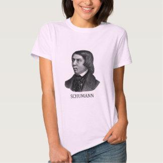 Robert Schumann, negro Playeras