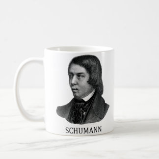 Robert Schumann negro Taza