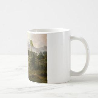 Robert Scott Duncanson - Chapultpec Castle Coffee Mug