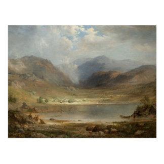 Robert Scott Duncanson - Loch Long Postcard