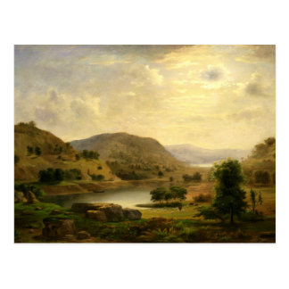 Robert Scott Duncanson - Valley Pasture Postcard