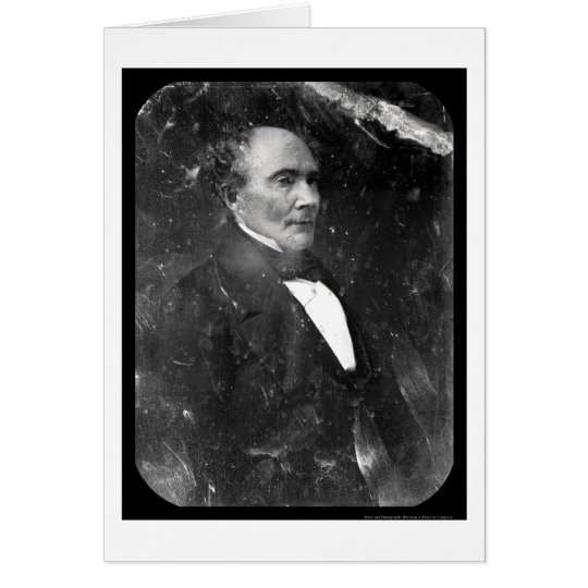 Robert Walker Daguerreotype 1846 Card