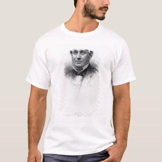 Robert Wilhelm Bunsen, engraved by C.H Jeens T-Shirt