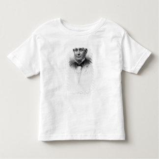 Robert Wilhelm Bunsen, engraved by C.H Jeens Toddler T-shirt