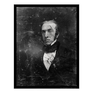 Robert Winthrop Daguerreotype 1847 Posters