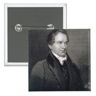 Robert Young Hayne (1791-1841) engraved by Henry B Pins