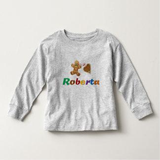 Roberta Toddler T-shirt