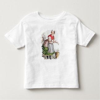 Robertena Peelena the Maid of All Work T-shirt