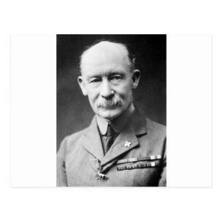 Roberto Baden-Powell Tarjeta Postal