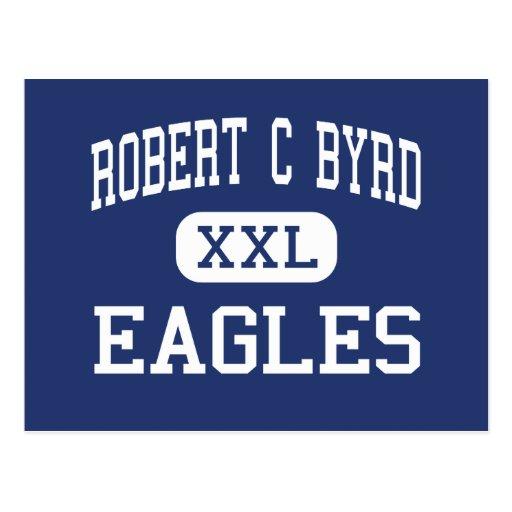 Roberto C Byrd - Eagles - altos - Clarksburg Postal