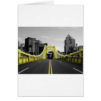 Roberto Clement Bridge Card