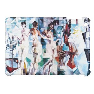 Roberto Delaunay la ciudad caso del iPad de París  iPad Mini Coberturas