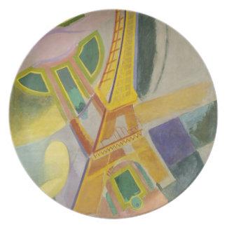 Roberto Delaunay Platos Para Fiestas