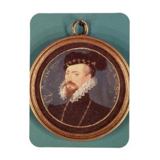 Roberto Dudley, conde de Leicester (c.1532-88) 157 Imanes Rectangulares