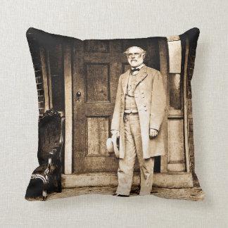 Roberto E. Lee en la guerra civil de Richmond Virg Cojines