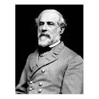 Roberto E. Lee, general del ejército confederado Tarjeta Postal