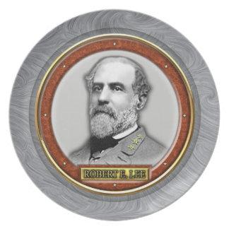 Roberto E. Lee Plato De Comida