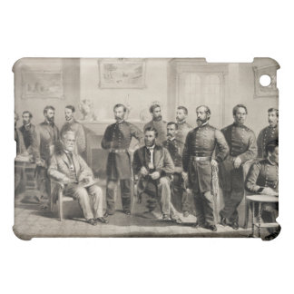 Roberto E. Lee Surrenders a Ulises S. Grant
