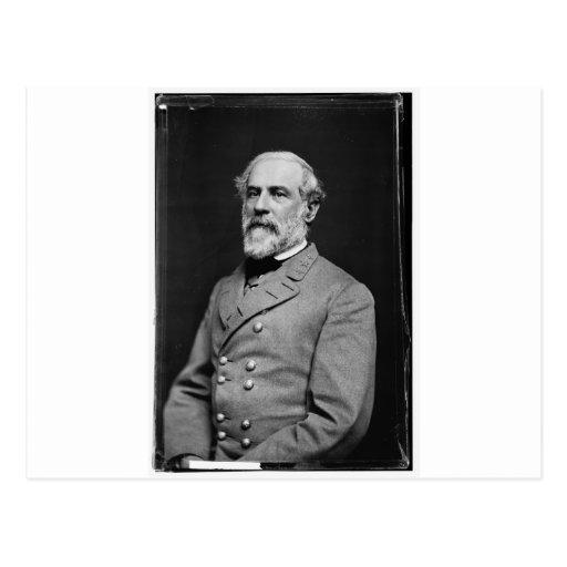 Roberto E. Lee Tarjeta Postal