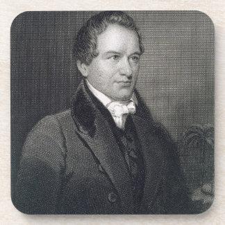 Roberto Hayne joven (1791-1841) grabado por Henry  Posavaso