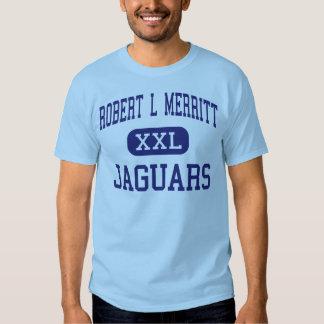 Roberto L centro Indianola de los jaguares de Camisas